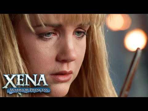 Gabrielle KILLS Someone For The First Time | Xena: Warrior Princess