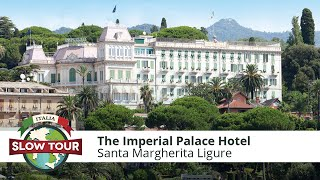 Santa Margherita Ligure Italy  city photos : Santa Margherita Ligure: the Imperial Palace | Italia Slow Tour