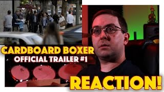 Reaction  Cardboard Boxer Official Trailer  1   Drama Movie 2016