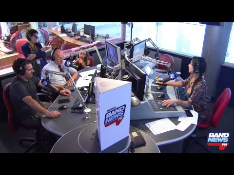 Jornal da BandNews FM - 14/12/2017 (видео)