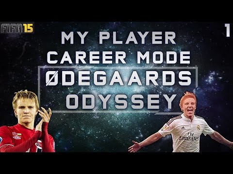 FIFA 15 - My Player Career - Ødegaards Odyssey #1 - The Start!