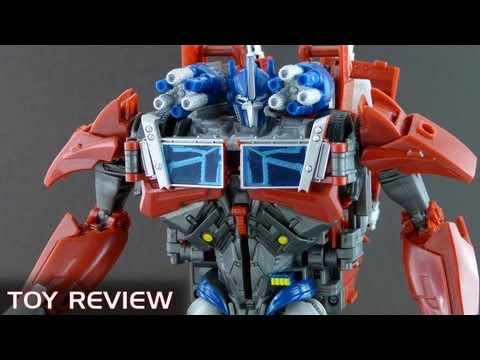 Optimus Prime - Can't tell how ahead of the main release this review is, but I estimate two months at least. Hope you like the content :)