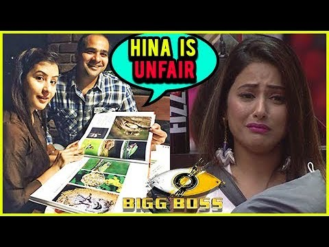 Shilpa Shinde's Brother SLAMS Hina Khan For Her Be