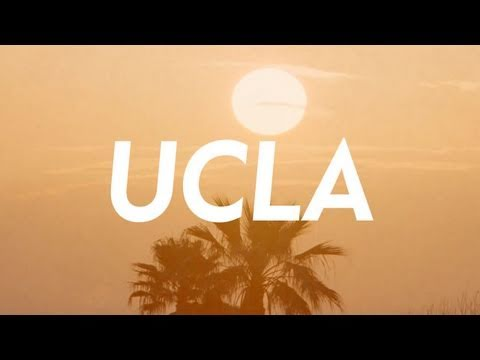 Welcome to UCLA!