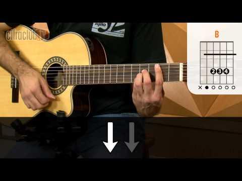 Ai Se Eu Te Pego - Michel Teló (aula de violão) aprender guitarra clasica