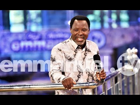 SCOAN 17/11/19: Full Live Sunday With TB Joshua At The Altar