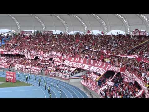 VIDEO CANTO BARON ROJO SUR UN VERDADERO AMOR QUE NUNCA ABANDONA - Baron Rojo Sur - América de Cáli