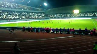 Video Amazing..!! Aksi Suporter Indonesia dalam mendukung Timnas Indonesia Di Stadion Wibawa Mukti MP3, 3GP, MP4, WEBM, AVI, FLV Februari 2018