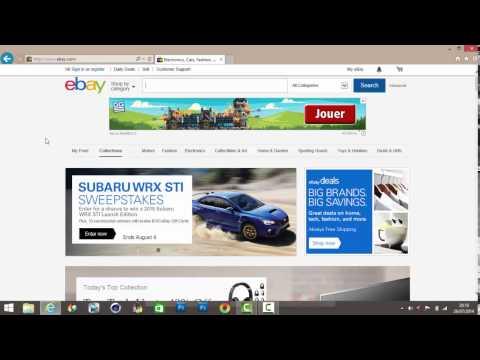 Comment Gagner 600 € par semaine Sur Ebay