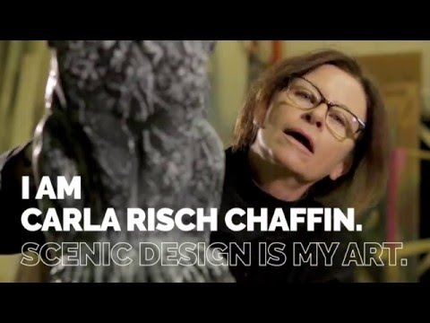 Artist Profile Video: Carla Risch Chaffin