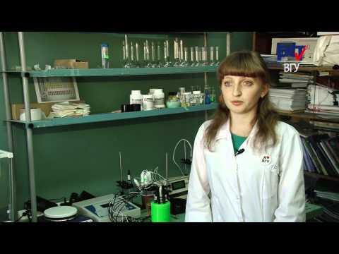Аспирантка химического факультета ВГУразработала прибор, определяющий свежесть продуктов.