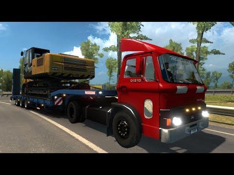 Ford Cargo D1210 v2.0 (1.27)