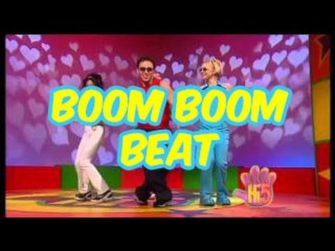 Boom Boom Beat - Hi-5 - Season 3 Song of the Week