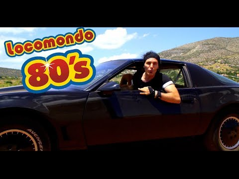 Locomondo - 80s - Official Video Clip