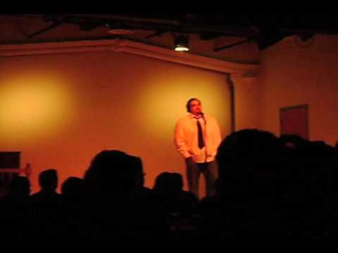 Josh Arnold Comedy - 02/25/2008 @ Mad Art Gallery - Part 1