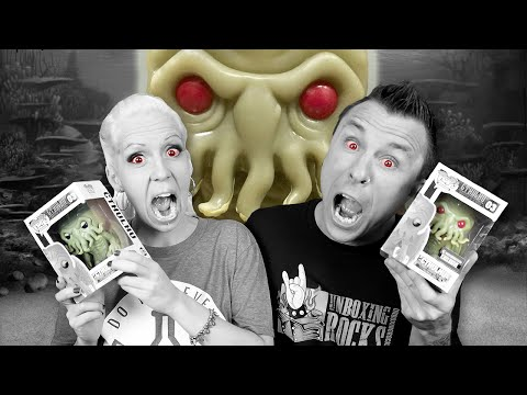 GIVEAWAY! Exclusive CTHULHU Funko Pop Vinyl (Glow in the Dark)