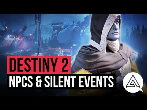 DESTINY 2 NEWS | Returning Characters, Silent Events & Veteran Rewards