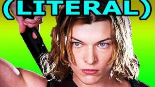 Nonton Literal Resident Evil Afterlife Trailer Parody Film Subtitle Indonesia Streaming Movie Download
