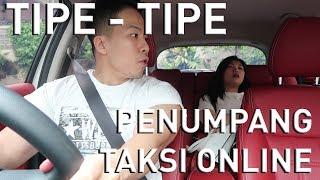 Video Tipe tipe Penumpang Taxi Online (Types of Uber Passenger) MP3, 3GP, MP4, WEBM, AVI, FLV Juli 2018