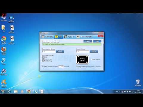 Fraps как сделать скриншот рабочего стола