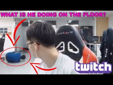 When FAKER Streams on Twitch - Faker Funny Moments!