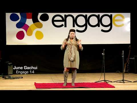 Engage 14 With June Gachui - In The Meantime Theory