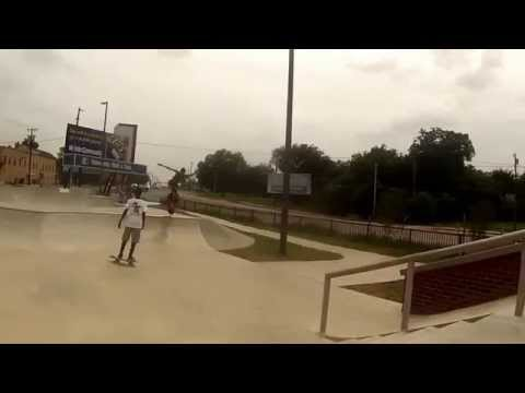 Sul Ross skate park Waco TX