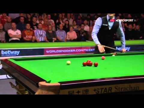 Snooker - Jugada perfecta