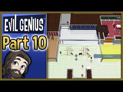 Evil Genius Gameplay - Part 10 - Let's Play Walkthrough