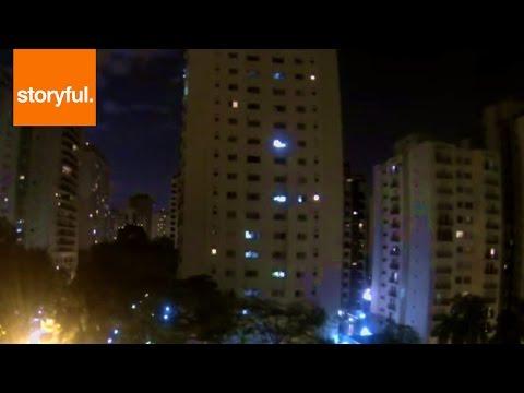 Zo klinkt Sao Paulo als Brazilië scoort