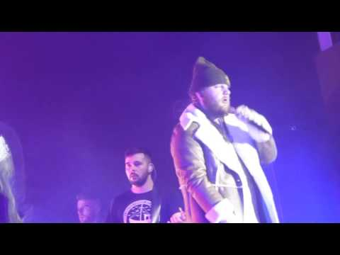 Salmo Title  live Fabrique Milano 15/12/2016 (видео)