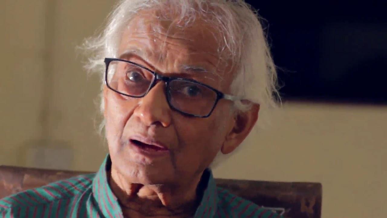 विनोद कुमार शुक्ल, नरेश सक्सेना और गोभी