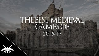 The Best Medieval Games of 2016/17!  - Bannerlord, Mordhau, Th...