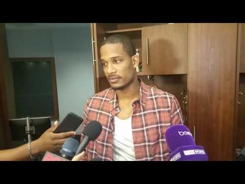Trevor Ariza after Rockets win over Pelicans