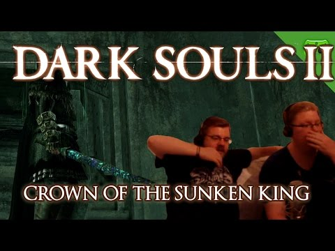 CROWN OF THE SUNKEN KING # 3 - Mysteriöses Steinschwert «»  Let's Play Dark Souls 2 | Deutsch HD