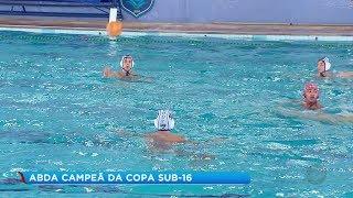 ABDA Bauru sedia finais da Copa São Paulo Sub-16 de Polo Aquático