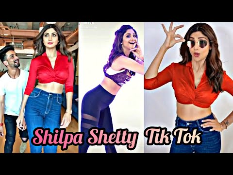 Shilpa shetty tik tok video!Viral tik tok video!shilpa shetty trending tik tok!shilpa shetty tik tok