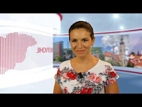 TVS: Deník TVS 18. 7. 2018