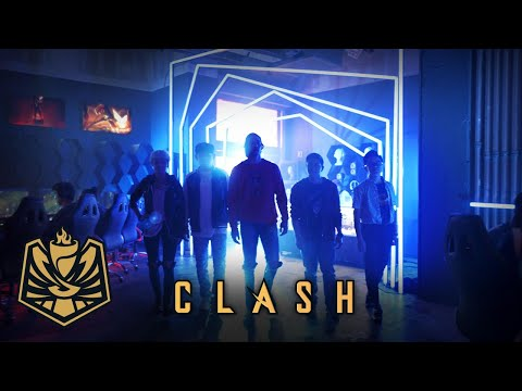 Fight as Five. Win as One 聯賽模式Clash官方宣傳影片 有Poki和Faker耶