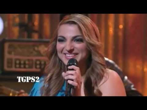 Aylin - The Glee Project- Aylin- Rolling in the deep with judges.
