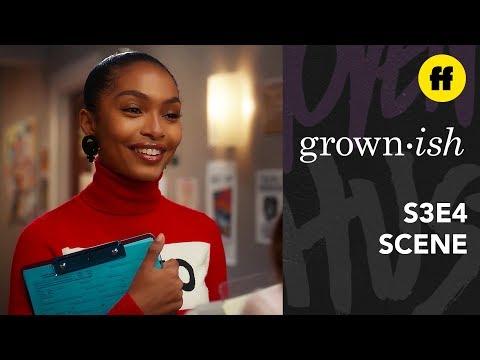 grown-ish Season 3, Episode 4 | Why Is Luca In Jillian's Room? | Freeform