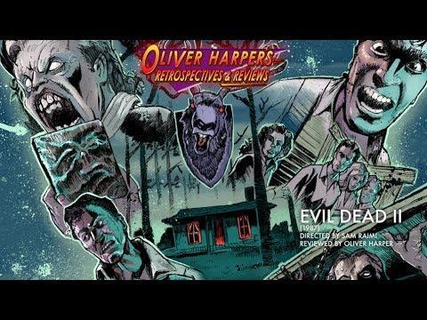 RE-UPLOAD  - EVIL DEAD II: Dead by Dawn (1987) Retrospective / Review