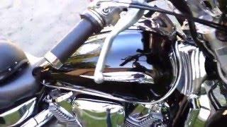 8. 2002 Honda VTX1800R