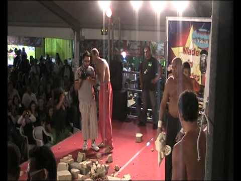 World Record di Pasquale Dragon Di Costanzo - Expo Ischia 2010 - Seconda Parte