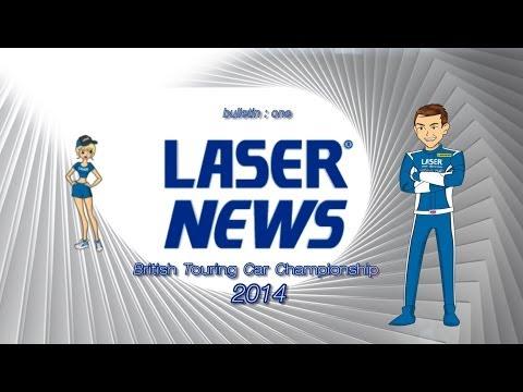Laser News 2014 | Donington Media Day