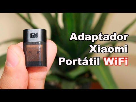 Adaptador USB de Xiaomi portátil WiFi (Router)