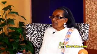Enchewawet Interview with Legendary Artist Zeritu Getachew