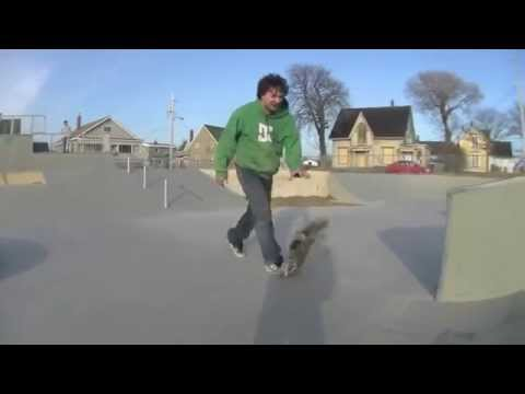 Anthony Dulong - Yarmouth Skate Park
