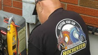 Video How to Install a Gas Fired Furnace and Air Conditioner MP3, 3GP, MP4, WEBM, AVI, FLV Agustus 2018