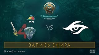 4protectFive vs Secret, The International 2017 Qualifiers [Lex, 4ce]